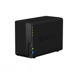 Synology DS218 NAS server 2Bay สูงสุด 24TB รองรับ Backup ข้อมูล, Media Streaming, 4K Video, Load Bit อุปกรณ์จัดเก็บข้อมูล (NAS)