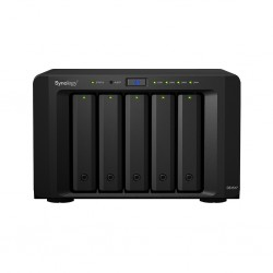 Synology DS1517 NAS server 5Bay สูงสุด 60TB รองรับ Backup, Media Streaming, 4K Video, Load Bit