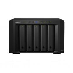 Synology DS1517 NAS server 5Bay สูงสุด 60TB รองรับ Backup, Media Streaming, 4K Video, Load Bit อุปกรณ์จัดเก็บข้อมูล (NAS)