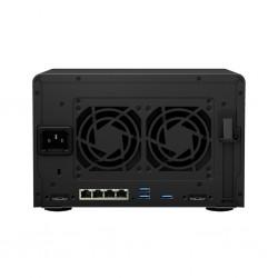 Synology Synology DS1517+ NAS Server 5Bay สูงสุด 60TB Backup, Media Streaming, 4K Video, Load Bit