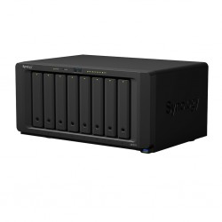 Synology DS1817+ NAS Server 8Bay สูงสุด 96TB Backup, Media Streaming, 4K Video, Load Bit อุปกรณ์จัดเก็บข้อมูล (NAS)