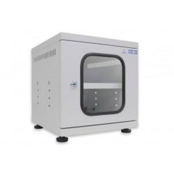 G6-30030W GERMAN MINI STEEL BOX W/Shelf (White) (สีขาว) 30x30x30cm.