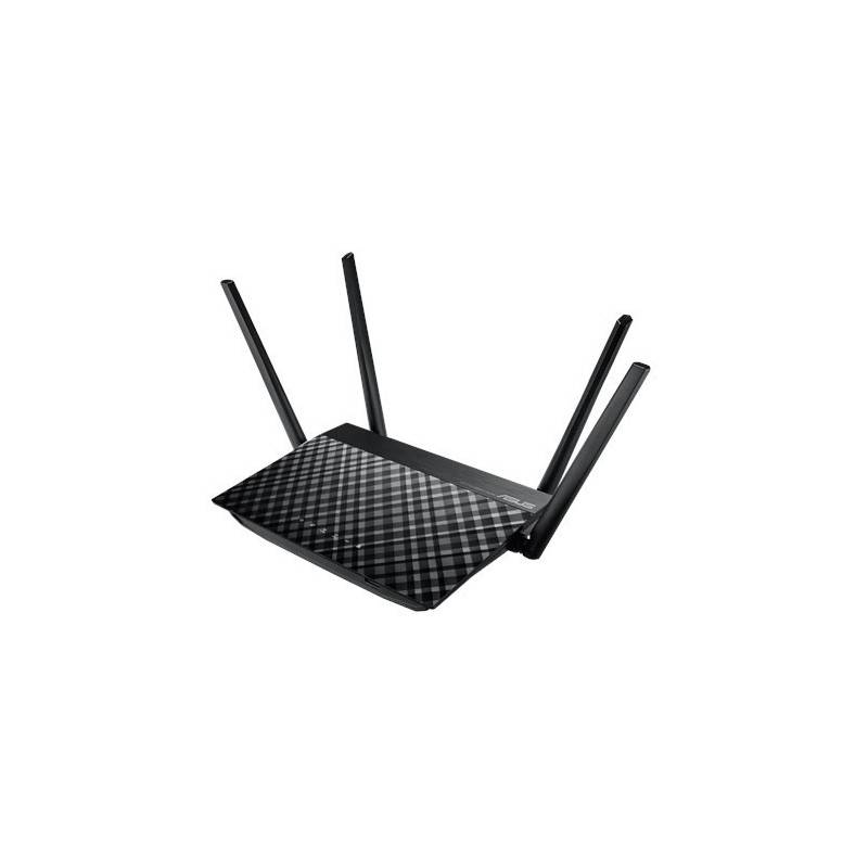 Asus RT-AC58U Dual-band Wireless-AC1300 Wifi Router MU-MIMO Wave2 Streaming 4K Videos Router/ Firewall/ VPN/ Loadbalance