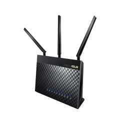 Asus RT-AC68U AC1900 Dual Band Gigabit WiFi Router, AiMesh, AiProtection, QOS USB 3.0