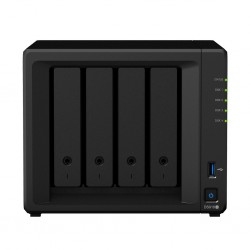 Synology DS918+ Network Attatch Storage ขนาด 4Bay Max 48TB CPU Intel Ram 4GB อุปกรณ์จัดเก็บข้อมูล (NAS)