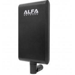 ALFA APA-M25 เสาอากาศ 2.4/5 GHz ใช้ภายในอาคาร กำลังขยาย 10dBi หัวต่อแบบ SMA อุปกรณ์ Network Accessories
