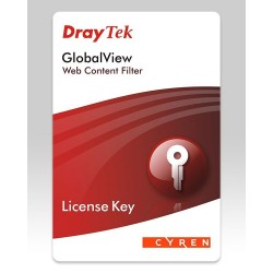 Draytek Web Content Filter WCF Package A License for Small Office DrayTek (เดรเทค)