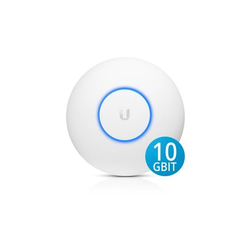 Ubiquiti UniFi UAP-XG Access Point AC Wave2 Quad-Radio WiFi AP with 10 Gigabit Ethernet, 2533Mbps Wireless AccessPoint (กระจา...