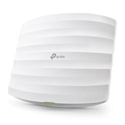 TP-LINK EAP225 AC1350 Wireless Access Point Dual-Band Gigabit Ceiling Mount, OMADA Controller Wireless AccessPoint (กระจายสัญ...