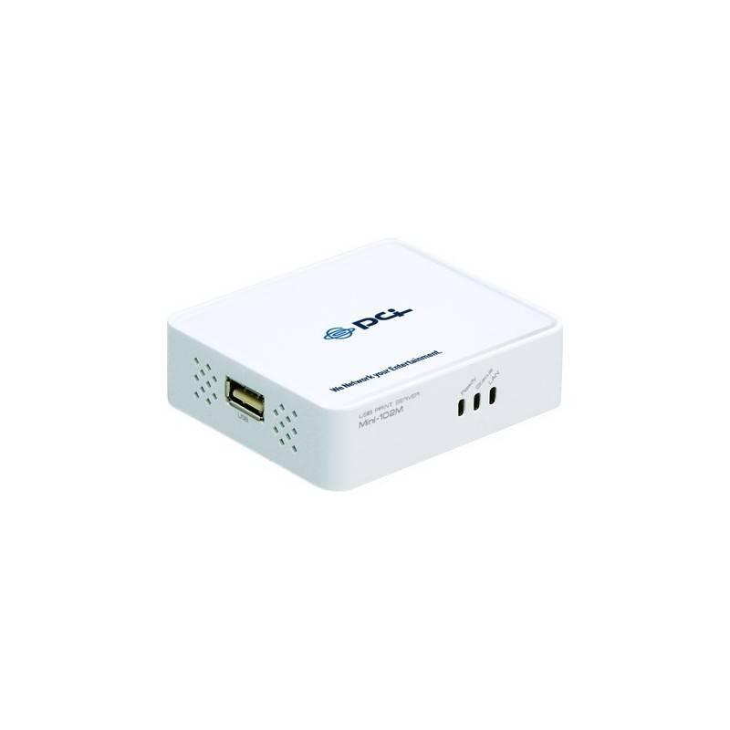 PCI Mini-102M - USB2.0 Multiple Function Print Server