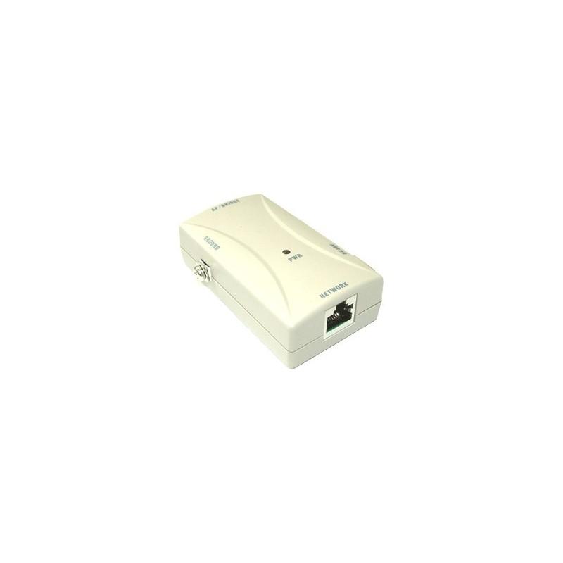 EnGenius Power Over Ethernet (POE) EnGenius EPE-5818af - 802.3af PoE Injector with 48V Power Adapter (สินค้ายกเลิก)