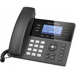 GrandStream GXP-1760W IP-Phone, WIFI, 6 Lines, 3 SIP, HD Audio, LCD Color รองรับ POE