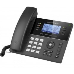 GrandStream GXP-1782 IP-Phone, 8 Lines, 4 SIP Accounts, HD Audio, LCD Color รองรับ POE VOIP / IP-PBX ระบบโทรศัพท์แบบ IP