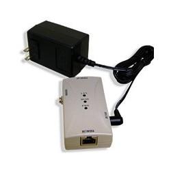 EnGenius EPE-4818 PoE Injector อุปกรณ์จ่ายไฟไปกับสาย Lan แรงดัน 48VDC 0.375A Power Over Ethernet (POE)