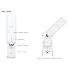 Ubiquiti AmpliFi MeshPoint HD Wireless MESH AP AC Dual-Band 1700Mbps 26dBm Ubiquiti (ยูบิคิวตี้)