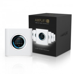 Ubiquiti AmpliFi HD Mesh Router AC Dual-Band 1750Mbps 4 Port Lan Gigabit 26dBm Ubiquiti (ยูบิคิวตี้)