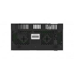 MikroTik Mikrotik Router RB4011iGS+RM, CPU 4 Core 1.4G, Ram 1 GB, Lv.5, 10 Port Gigabit, SFP+