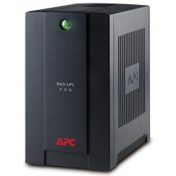 APC BX700U-MS เครื่องสำรองไฟ APC Back-UPS 700VA/390W, 230V, AVR