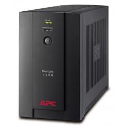 APC BX1400U-MS เครื่องสำรองไฟ APC Back-UPS 1400VA/ 700W, 230V, AVR
