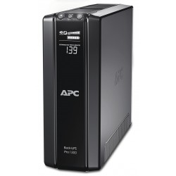 APC BR1500GI เครื่องสำรองไฟ UPS APC Power-Saving Back-UPS Pro 1500VA/865W LCD