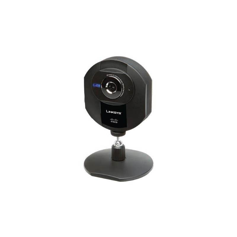 Linksys WVC54GCA - Wireless-G Internet Home Camera กล้อง IP Camera / เครื่องบันทึก NVR