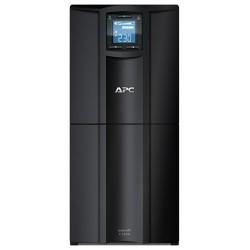 APC-SMC3000I เครื่องสำรองไฟ UPS APC Smart-UPS C 3000VA/2100W LCD, Tower UPS เครื่องสำรองไฟ