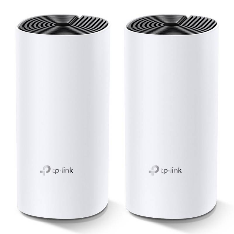 TP-LINK Deco M4 AC1200 Whole Home Mesh Wi-Fi System (Pack คู่) Wireless AccessPoint (กระจายสัญญาณ WIFI)
