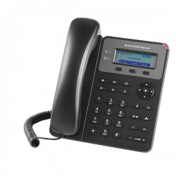 Grandstream GrandStream GXP-1615 IP-Phone 1 Sip Account, 2 Port Lan, HD Audio, LCD Color, 3-Way Conference, POE