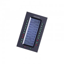 Grandstream GXP-2200-EXT Extension module, LCD display, 20 Programmable Buttons VOIP / IP-PBX ระบบโทรศัพท์แบบ IP