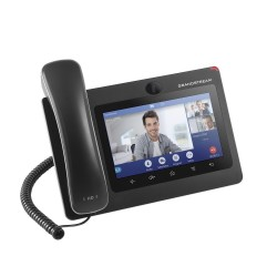 Grandstream GrandStream GXV-3370 IP Video Phone for Android, 7 inch Touch Screen Wi-Fi, Bluetooth, POE