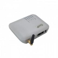 GOIP-01 GSM Gateway 1 SIM Slot เชื่อมต่อระบบ IP-PBX, 850M/900M/1800M/1900M VOIP / IP-PBX ระบบโทรศัพท์แบบ IP
