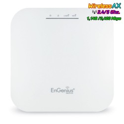EnGenius EWS377AP 802.11ax 4x4 Managed Indoor Wireless Access Point 1,148/2,400Mbps Wireless Access Point