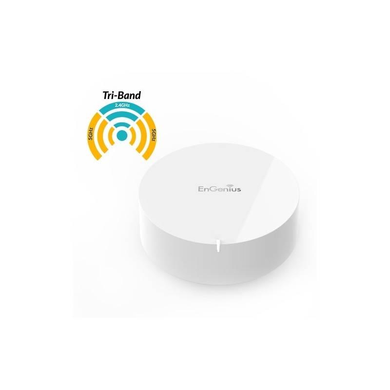 EnGenius EnGenius EMR5000 AC2200 Tri-Band High Performance Wireless Mesh Router ความเร็วสูงสุด 2Gbps