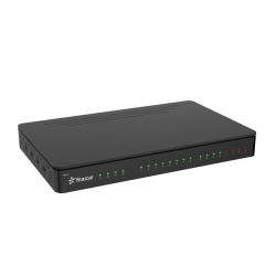 Yeastar S412 VoIP PBX ตู้สาขา IP-PBX พร้อม FXS 8 Port รองรับ 20 users, 8 Concurrent Calls VOIP / IP-PBX ระบบโทรศัพท์แบบ IP