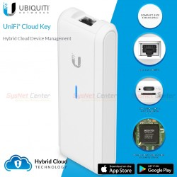Ubiquiti UniFi Cloud Key UC-CK ชุด Hybrid Cloud Device Management พร้อม Software UniFi Controller Ubiquiti (ยูบิคิวตี้)