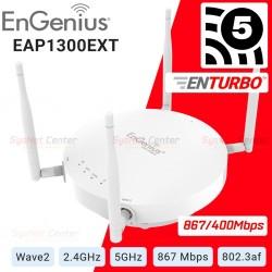 EnGenius EAP1300EXT Wireless Access Point MU-MIMO Wave 2 Dual-Radio มาตรฐาน AC ความเร็วสูงสุด 867Mbps Wireless AccessPoint (ก...