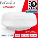EnGenius EWS355AP Neutron 11ac Wave 2 Managed Indoor Wireless Access Point ความเร็ว 300/867 Mbps Wireless AccessPoint (กระจาย...