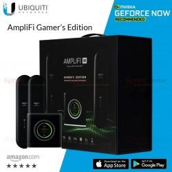 Ubiquiti AmpliFi Mesh Wi-Fi System Gamer's Edition AmpliFi 802.11ac Wi-Fi mesh technology Ubiquiti (ยูบิคิวตี้)