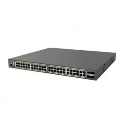 EnGenius ECS1552FP Cloud Managed Layer 2 PoE Switch 48 Port, 4SFP+, af/at 740W Switches เชื่อมเครือข่ายแบบสาย