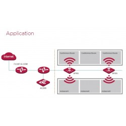 IP-COM IP-COM F1118P-16-150 POE Switch 16 Port,1 Port Uplink Gigabit/SFP, POE 802.3at 135W
