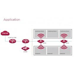 IP-COM F1126P-24-250W POE Switch 24 Port,1 Port Uplink Gigabit/SFP, POE 802.3at 225W Switches เชื่อมเครือข่ายแบบสาย