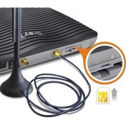 DrayTek DrayTek Vigor2926L Dual WAN Load-balance VPN Router 4G/LTE Sim Slot, 50Tunnels