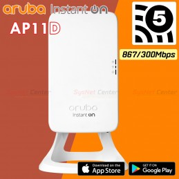 Aruba Instant On AP11D (RW) 2x2 11ac Wave2 Indoor Access Point 1167Mbps