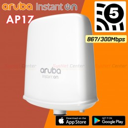 Aruba Aruba Instant On AP17 (RW) 2x2:2 11ac Wave2 Outdoor Access Point 1,167Mbps