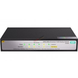 HPE 1420-5G-PoE+ (JH328A)...