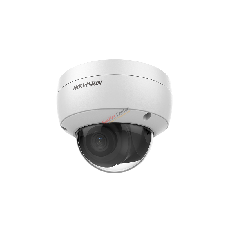 Hikvision Hikvision DS-2CD2143G0-IU Dome IP Camera 4MP H.265+,Build-In Mic