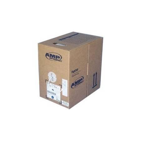 AMP CB-0006CM CAT5E UTP CABLE, CM Rate (200 MHz)