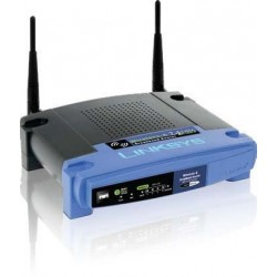 Linksys WRT54GL Wireless-G 54 Mbps Broadband Router