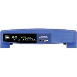 Linksys Linksys WRT54GL Wireless Broadband Router ย่านความถี่ 2.4GHz ความเร็ว 54Mbps พร้อม 4 Port Lan 10/100Mbps