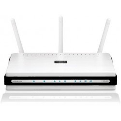 D-Link DIR-655 - Xtreme Wireless Router, 300Mbps, 4-Port Gigabit , 3x2dBi